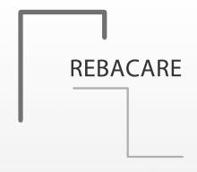 rebacare logo