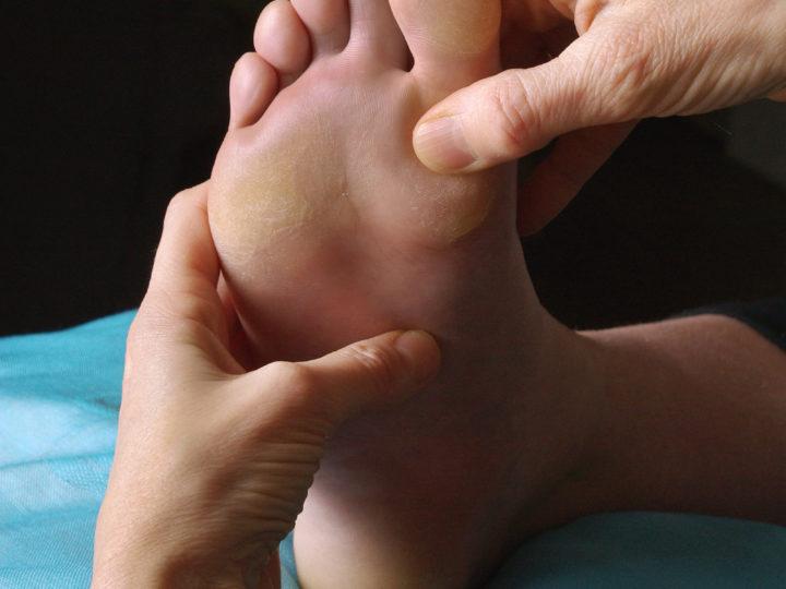 Relax voet massage